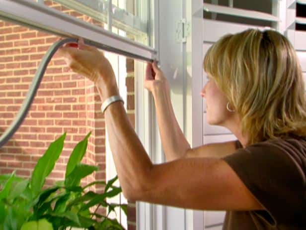 Fall home maintenance tips for first-time home owners, from Dumb Blond Realty.
