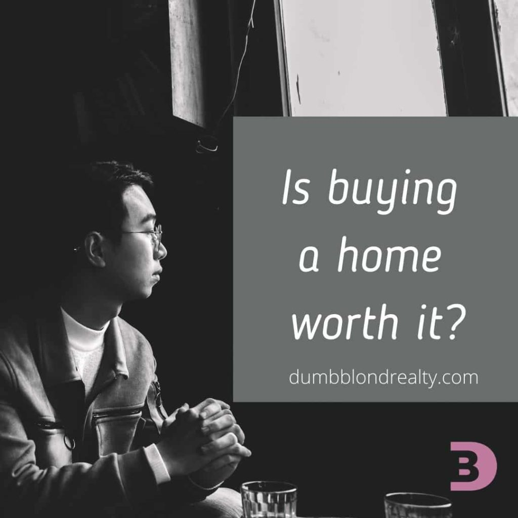 Is buying a house worth it? Is buying a home really a good investment? How to make the rent vs. buy decision.